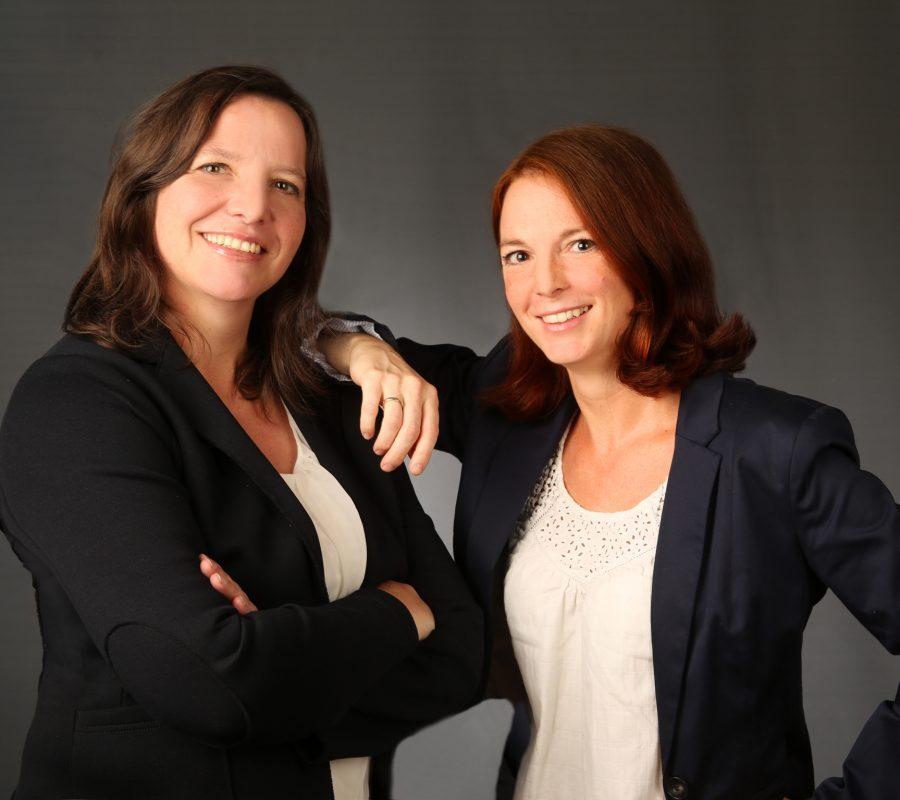 Eva Sigl und Andrea Heinzle